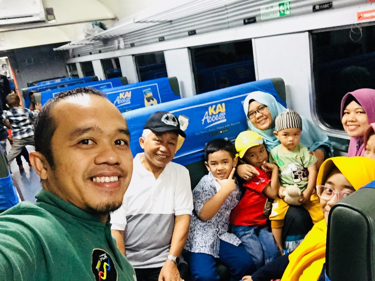 Purwakarta – Bandung Hanya Tujuh Ribu