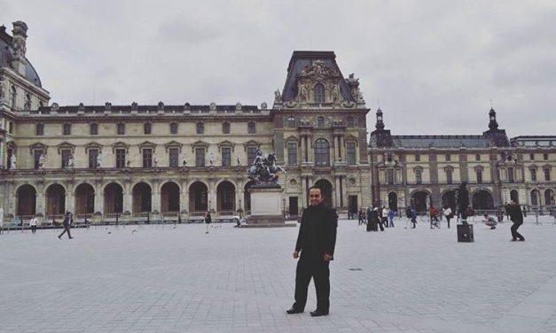 Dari Zoologi Hingga ke Louvre