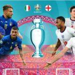 Italia vs Inggris Bukan Final Idaman